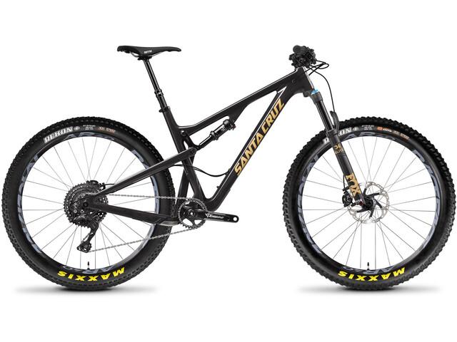 Santa Cruz Tallboy 3 C XE-Kit MTB Fullsuspension 27,5+ sort | Mountainbikes